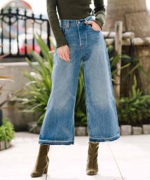 LEVI'S LADY/HIGH WATER WIDE LEG STRAIGHT FACE/501622915