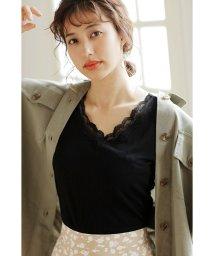 INGNI/衿レースキャミ/501625582