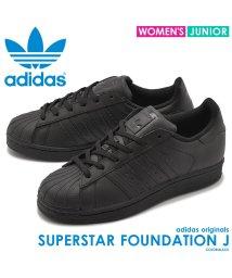 adidas/【A】スーパースター ファンデーション SUPERSTAR FOUNDATION J B25724/501681033