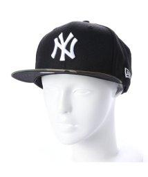 NEW ERA/ニューエラ NEW ERA 帽子 キャップ メンズ レディース 9FIFTY ブラック 11433953/501786351