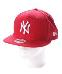 NEW ERA/ニューエラ NEW ERA 帽子 キャップ メンズ レディース 9FIFTY レッド 11308464/501786356