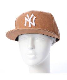 NEW ERA/ニューエラ NEW ERA キャップ CAP5950 キャメル 11781666/501786602