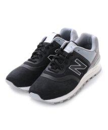 NEW BALANCE/ニューバランス new balance NEW BALANCE MTL574 (ブラック×グレー)/501791905