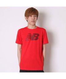 NEW BALANCE/ニューバランス new balance メンズ テニス 半袖Tシャツ BRベーシックショートスリーブビッグロゴTシャツ  JMTT6136/501794541