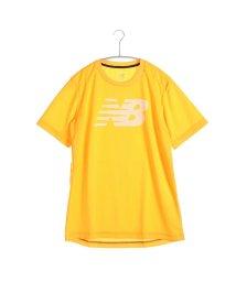 NEW BALANCE/ニューバランス new balance メンズ テニス 半袖Tシャツ BRベーシックショートスリーブビッグロゴTシャツ  JMTT6136/501794547