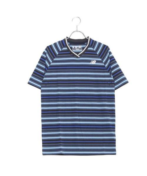NEW BALANCE(ニューバランス)/ニューバランス new balance メンズ テニス 半袖Tシャツ MT73409/NE663EM13397