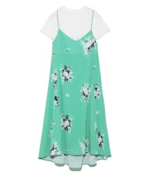 Mila Owen/Tシャツ付キャミワンピース/501879702