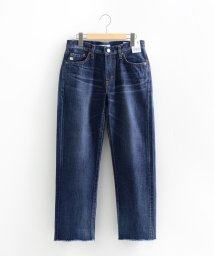 Perle Peche/SOMETHING CUTOFF DENIM/501880194