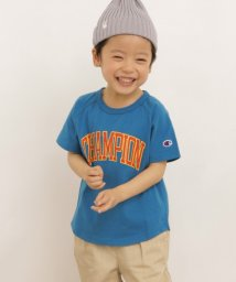 URBAN RESEARCH DOORS(Kids)/Champion×DOORS ロゴプリントTシャツ(KIDS)/501880366