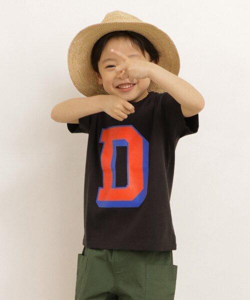 Champion×DOORS DロゴTシャツ(KIDS)