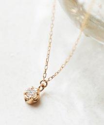 Phoebe/【K10】フィオーレダイヤモンドネックレス/501602526