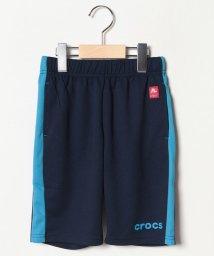 crocs(KIDS WEAR)/CROCSメッシュ素材ハーフパンツ/501618092