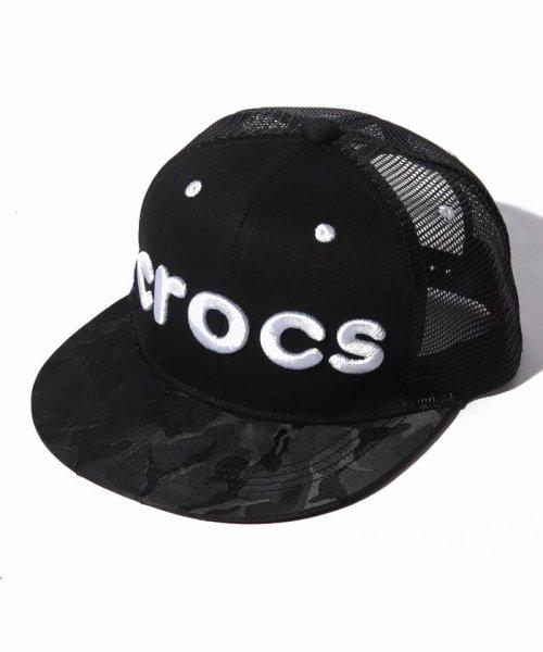 crocs(KIDS WEAR)(クロックス(キッズウェア))/CROCS3D刺繍ロゴキャップ/119190