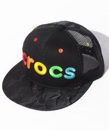 crocs(KIDS WEAR)/CROCS3D刺繍ロゴキャップ/501618137