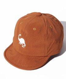 LAGOM/恐竜刺繍キャップ/501625512