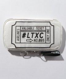 Lovetoxic/薄型機能ラメポーチ/501651734