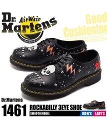 DR.MARTENS/【DR】1461 3ホール ギブソン ブラック ロカビリー ROCKABILLY 3EYE SHOE 24206001/501655337