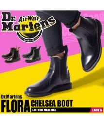 DR.MARTENS/【DR】サイドゴア チェルシー ブーツ フローラ FLORA 14650601 14649001/501655339