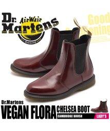DR.MARTENS/【DR】ヴィーガン フローラ チェルシーブーツ VEGAN FLORA CHELSEA BOOT 24178600/501655342