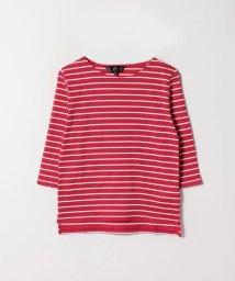 To b. by agnes b./WK69 TS ボーダーTシャツ/501681209