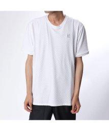 NIKE/ナイキ NIKE メンズ テニス 半袖Tシャツ ナイキコート チェッカード ベースライン S/S トップ 855279100 (ホワイト)/501804396