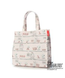 ROOTOTE/ルートート ROOTOTE LT.スクエア.ラミネ-トPEANUTS-4J Happiness (Happiness)/501825988