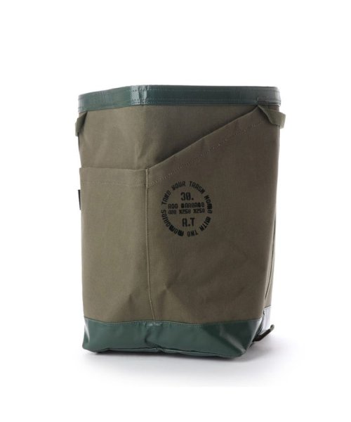 ROOTOTE(ルートート)/ルートート ROOTOTE RT.R-GBG.Canvas.30L-A   OLV/GRN (OLV/GRN)/RO3330DU02457