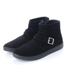 STYLEBLOCK/スタイルブロック STYLEBLOCK ベルト付きブーツ (ブラック×ブラック)/501839661