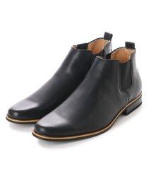 SVEC/シュベック SVEC サイドゴアショーツブーツ (ブラック)/501847275