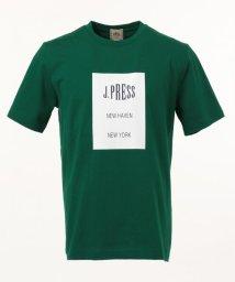 J.PRESS MENS/【子供~大人サイズ】J.PRESS LOGO スーピマコットン Tシャツ/501880466