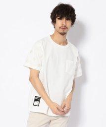AVIREX/星条旗 ポケット Tシャツ/STARS & STRIPES POCKET T-SHIRT/501880624
