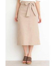 PROPORTION BODY DRESSING/ユニオンテックツイルロングスカート/501880951
