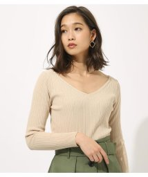 AZUL by moussy/2WAY TRANSFORMATION KNIT TOPS/501880989