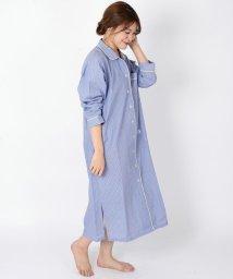 SHIPS Days/Villon'd:Womens ストライプ ワンピースパジャマ/501881852