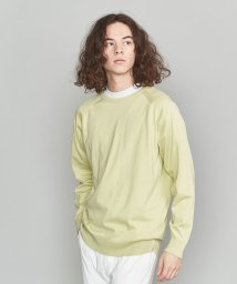 BEAUTY&YOUTH UNITED ARROWS/BY 30ゲージ ギザコットン ニット -MADE IN JAPAN-/501882472