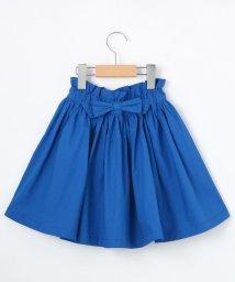 THE SHOP TK(KID)/【100cm~140cm】【接触冷感】【インパンツ付き】カラースカート/501885024