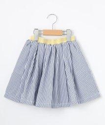THE SHOP TK(KID)/【100cm~140cm】きらきらラメゴム柄スカート/501885025
