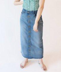 U by Spick&Span/≪予約≫U-ginal フロントボタンスカート◆/501885627