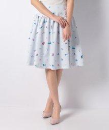 ELISA/フラワードットプリントスカート/501543735