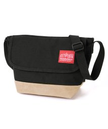 Manhattan Portage/Suede Fabric Casual Messenger Bag/501624135