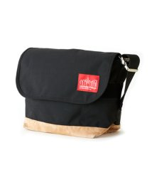 Manhattan Portage/Suede Fabric Vintage Messenger Bag JR/501624150