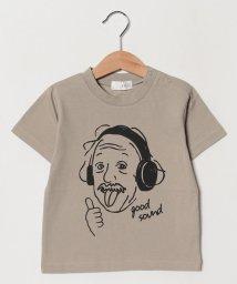 b-ROOM/偉人プリントTシャツ/501651720
