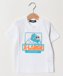 XLARGE KIDS/サングラスOGゴリラTシャツ/501651738