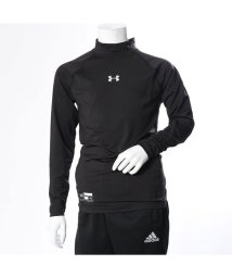 UNDER ARMOUR/アンダーアーマー UNDER ARMOUR ジュニア 野球 長袖アンダーシャツ UA HEATGEAR ARMOUR COMPRESSION LS MOCK 1/501857787