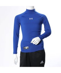 UNDER ARMOUR/アンダーアーマー UNDER ARMOUR ジュニア 野球 長袖アンダーシャツ UA HEATGEAR ARMOUR COMPRESSION LS MOCK 1/501857795