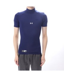 UNDER ARMOUR/アンダーアーマー UNDER ARMOUR メンズ 野球 半袖 アンダーシャツ UA HEATGEAR ARMOUR COMPRESSION SS MOCK 1/501860757
