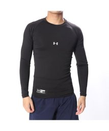 UNDER ARMOUR/アンダーアーマー UNDER ARMOUR メンズ 野球 長袖アンダーシャツ UA HEATGEAR ARMOUR COMPRESSION LS CREW 13/501861196