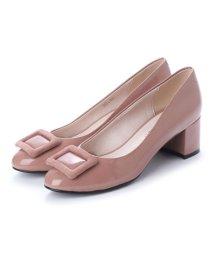 UNTITLED shoes/アンタイトル シューズ UNTITLED shoes パンプス (ピンクエナメル)/501863442