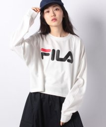 E hyphen world gallery/FILA トレーナー/501878310