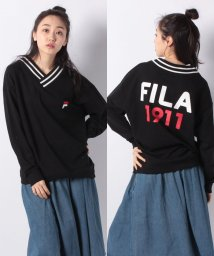 E hyphen world gallery/FILA Vリブトレーナー/501878311